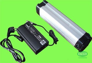 48V 10Ah E-Bike battery pack